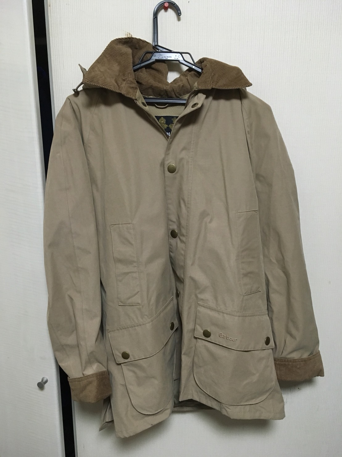Ashby Midas Hooded Jacket
