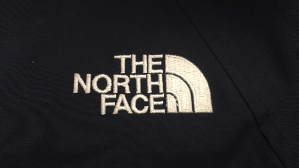 ノースフェイス ロゴ