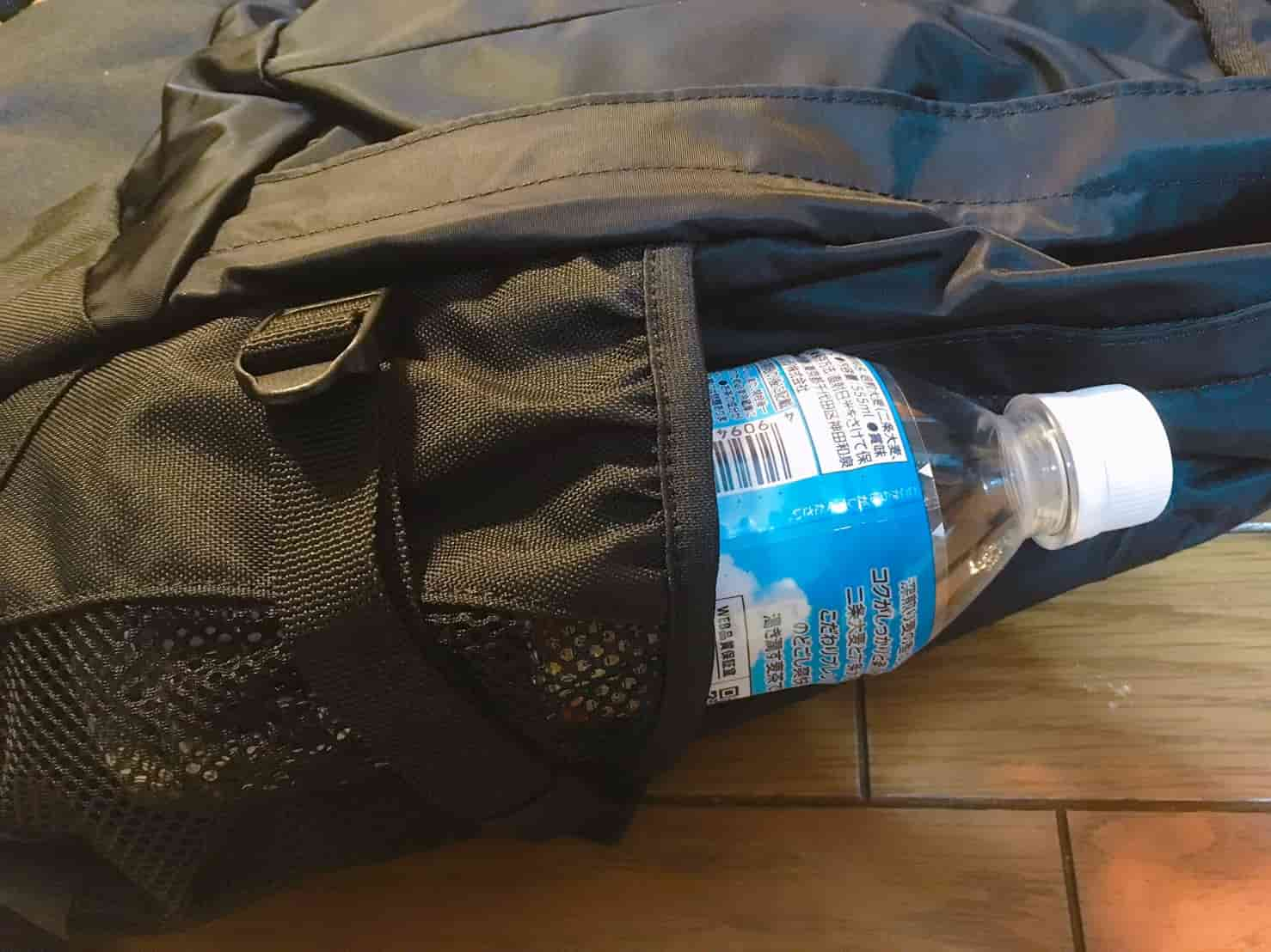コールマン ウォーカー33 ボトルポケット