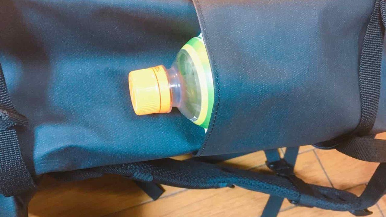 コールマン シールド35 ボトルポケット