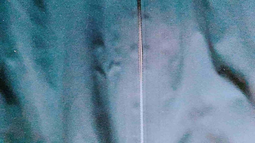 ミレー ティフォン50000ジャケット 止水ジッパー