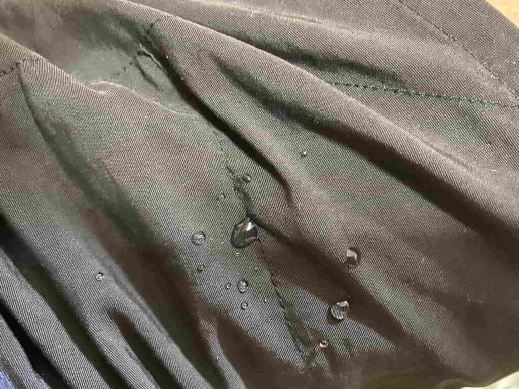 パタゴニア メンズ・バギーズ・ロング 7インチ 水滴