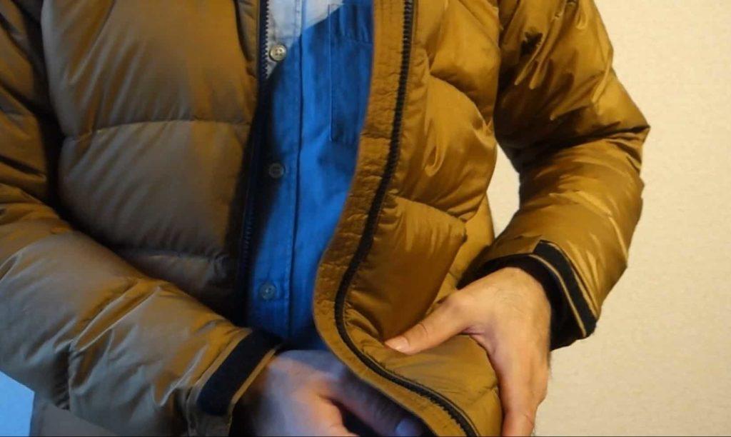 ノースフェイス アコンカグアジャケット 中綿
